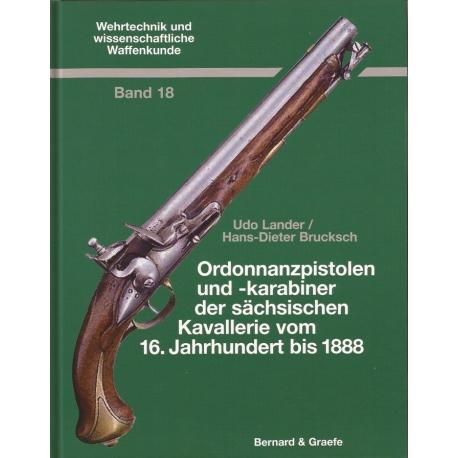 Lander: Kavallerie Sachsen