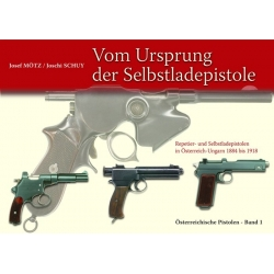 Mötz/Schuy: Selbstladepistolen Band 1