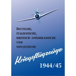 RLM: Kriegsflugzeuge 1944/45