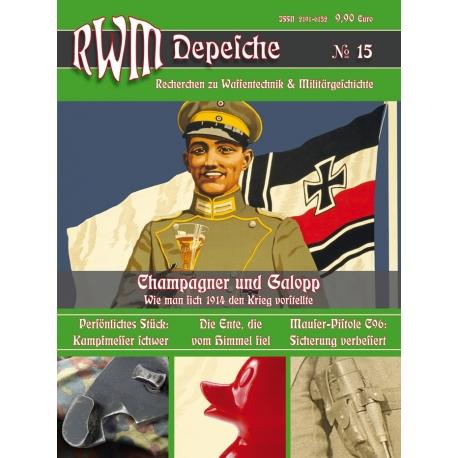 Wie man sich im August 1914 den Krieg vorstellte