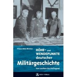 Uhle-Wettler: Militärgeschichte