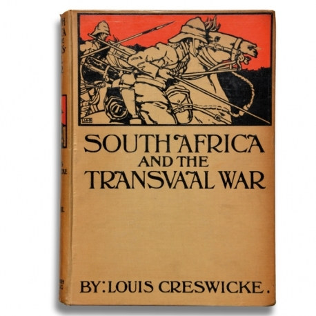 Creswicke: South Africa & Transvaal War