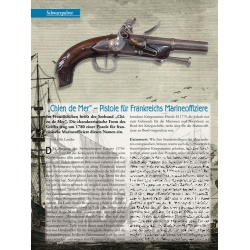 "Lander:""Chien de Mer""-Pistole"