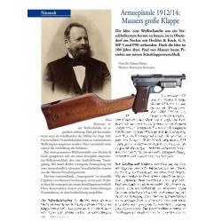 Heinz: Armeepistole 1912/14: Mausers große Klappe.