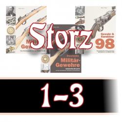 Storz: Schuber für Militärgewehre 1-3