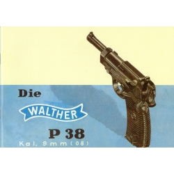 Die Walther P 38 - Anleitung