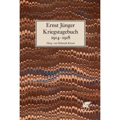 Jünger: Kriegstagebuch 1914-1918