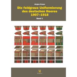 Kraus: Feldgrau 1907-1918
