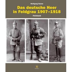 Hanne: Felgrau 1907-1918 - Photoband